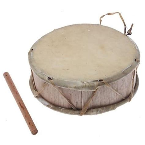 Handmade Drums - drums sided drum handmade peru