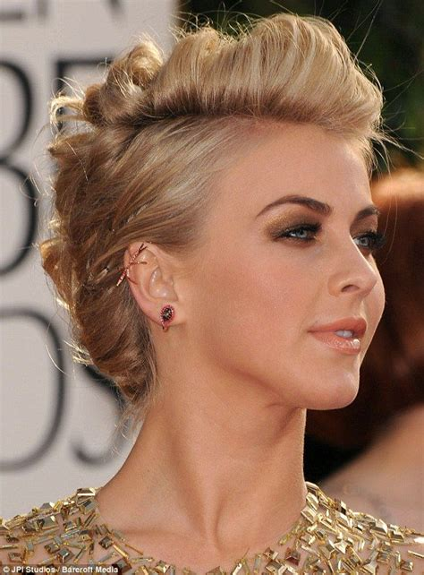 how to the famous julianne hough updo i think i may have danced too hard julianne hough rips