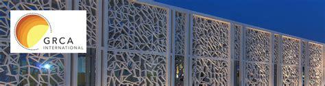 World Wall Mural international glassfibre reinforced concrete association