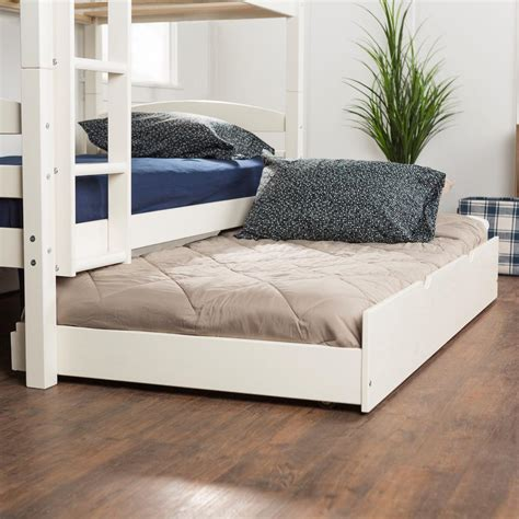 1000 ideas about twin bed with trundle on pinterest bed walker edison furniture company white solid wood twin