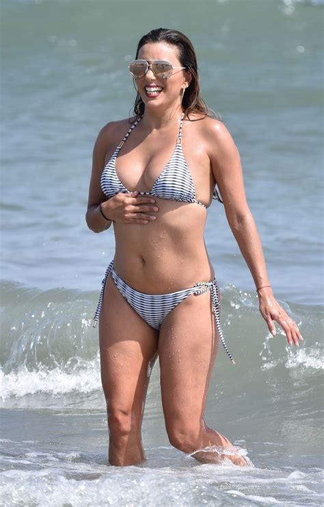 Longoria Wears Bikinis by Longoria Wearing A In Marbella Celebzz