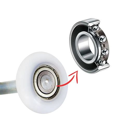 door roller ultra 2 precision 13 bearing