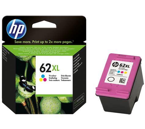 color ink cartridge hp 62 62xl ink cartridges inkredible co uk