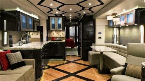 50 fantastic luxury motor homes on wheels one decor