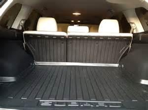 Subaru Rear Seat Protector Subaru Outback Rear Seat Back Protector Fits 2010 2014