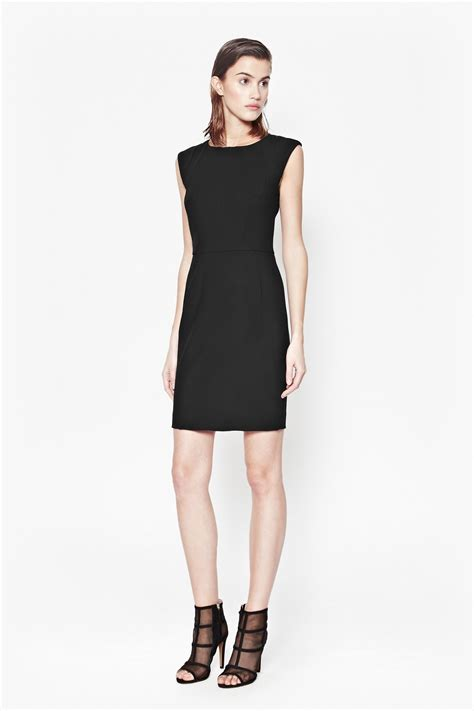 french connection whisper light dress whisper light structured dress click and collect