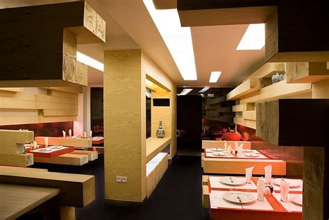 Fancy Restaurant Interior Design In Tehran Restaurant Interior Design