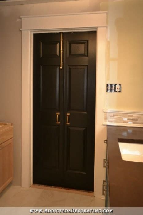 Used Closet Doors Bi Fold Closet Doors Used As Doors