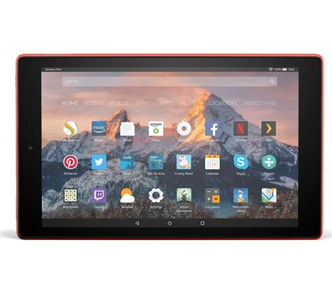 Tablet Hd buy hd 10 tablet with 2017 32 gb free delivery currys