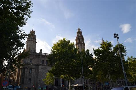 oficina central correos barcelona correus oficina central de barcelona barcelona