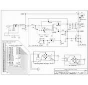 GameBoy Power &amp Cartridge Schematic