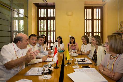 gabinete binacional cuarto gabinete binacional colombia y per 250 se realiza en