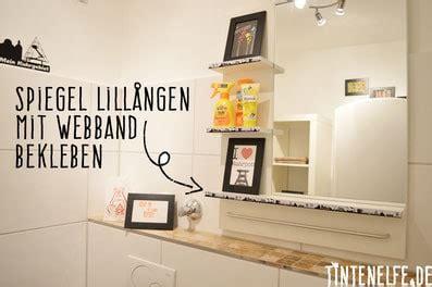 Ikea Badspiegel Lillangen by Ikea Spiegel Lillangen Mit Webband Versch 246 Nern Handmade