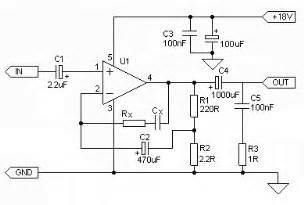 tda2003 audio amplifier circuits