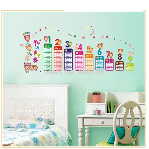 aliexpress home decor aliexpress com buy school kindergarten decorative wall