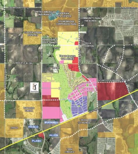 frisco texas zoning map subdivision maps for mckinney dallas plano zoning suburb relocating texas tx city