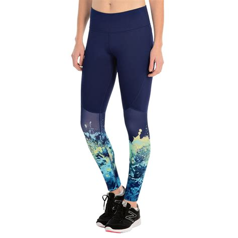 Womens Robo Legging Print Compression layer 8 printed compression for save 51