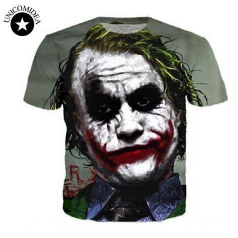 Joker T Shirt sales joker t shirts harajuku 3d