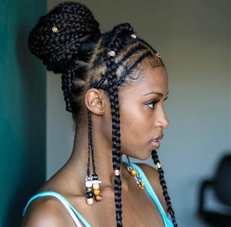 beaded braids 15 braids with hairstyles worth rocking this