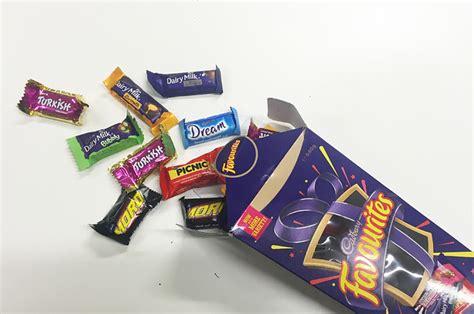 Cadbury Favorites how well do you cadbury favourites
