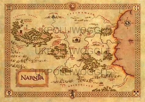 chronicles of the white mountains classic reprint books bogof offer chronicles of narnia world map reproduction