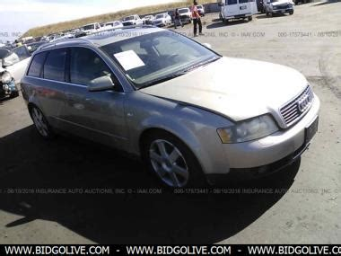 used 2002 audi a4 avant 3.0 quattro wagon 4 door car from