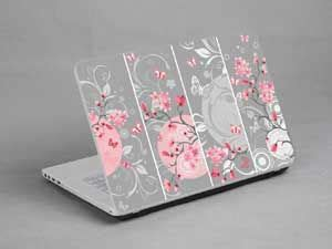 A Girly Laptop In Leather By Asus by Laptop Notebook Skin Sticker Cover For Asus X401a Laptop
