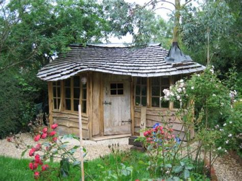 Eco Sheds housetree eco shed from bottom of garden owned by rog shedoftheyear