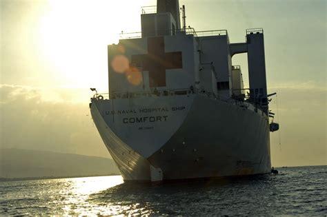 uss comfort excitement buzzes aboard uss comfort as new baby is