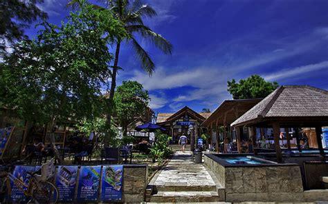 gili trawangan dive trawangan dive bungalows gili eilanden original asia