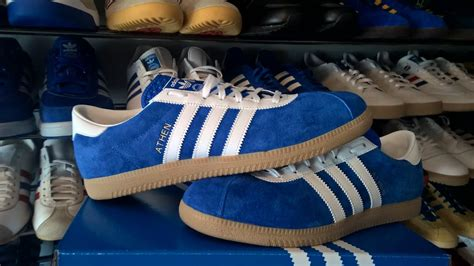 adidas athen adidas athen unboxing on foot youtube