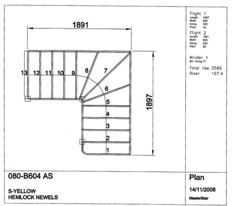Stairs Drawings Plan View details plans cad drawing for staircase and joinery work
