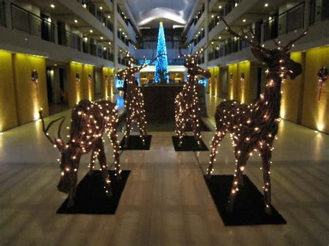top ten hotel lobby christmas decorations hotel lobby decorations picture of banthai resort spa patong tripadvisor