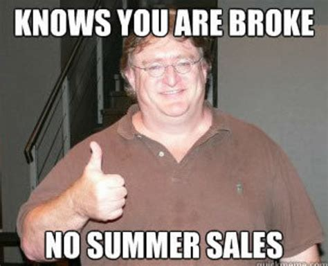gabe newell steam meme www imgkid com the image kid