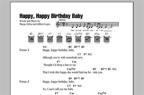 marshmello ukulele chords happy happy birthday baby sheet music direct