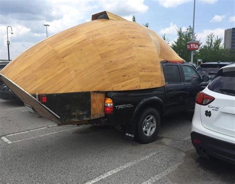 this boat shaped truck bed cer atbge - Boat Truck Bed