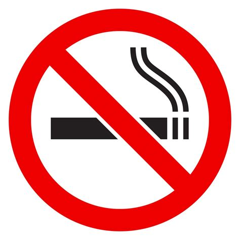 no smoking sign logo logo no smoking sign clipart best