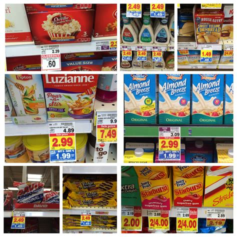 Kroger Gift Cards For Sale - 25 deals you can t miss at kroger this week passionate penny pincher