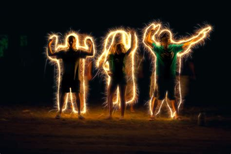 Light Paint by Free Photo Light Painting Sparkler Writing Free Image
