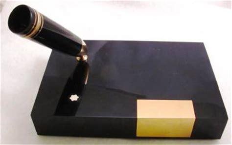 mont blanc desk pen montblanc desk base pen holder for meisterstuck 149