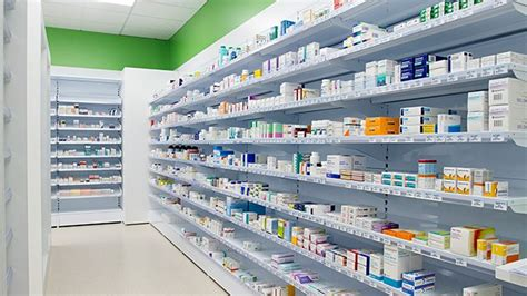 Shelf Pharmacy by Medication Storage Solutions Flowsell