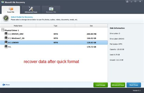 quick format html how to recover files after quick format