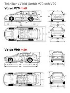 Volvo Xc70 Dimensions Dit Is De Nieuwe Volvo V90 Volvo Forum Nl