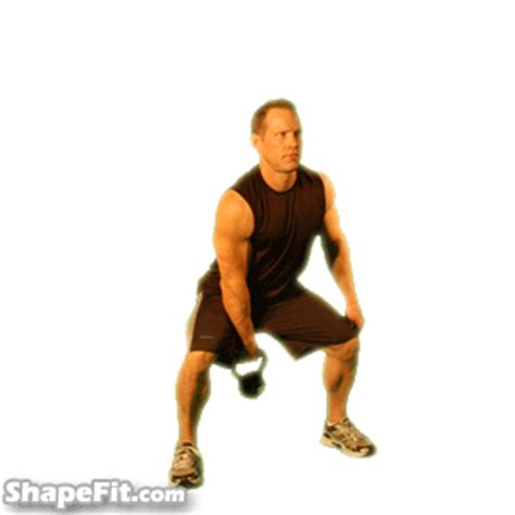 kettle swing exercise swing squats with one arm kettlebell exercise guide