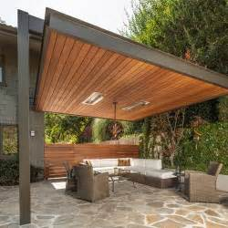 Metal Awnings For Decks 25 Best Ideas About Patio Roof On Pinterest Patio