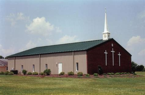 Open Door Baptist Church by Tatumsteel Building Corporation
