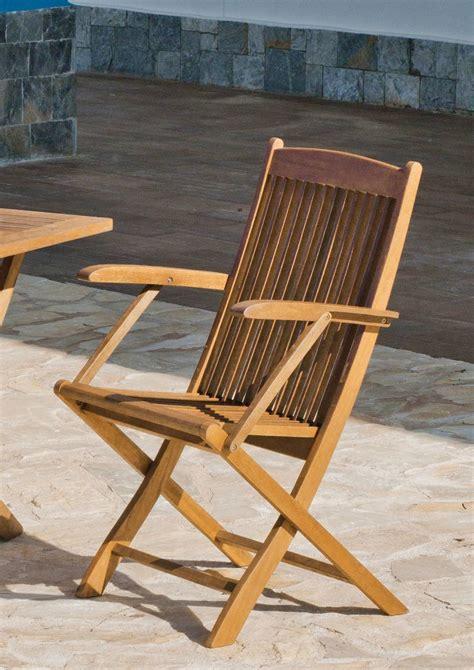 sillon madera merida de hevea terrazajardin madera