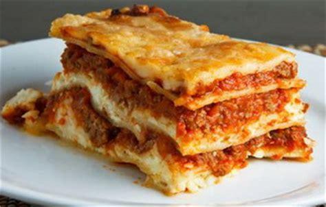 resep cara membuat lasagna khas italia cara membuat resep lasagna panggang enak resep masakan sederhana