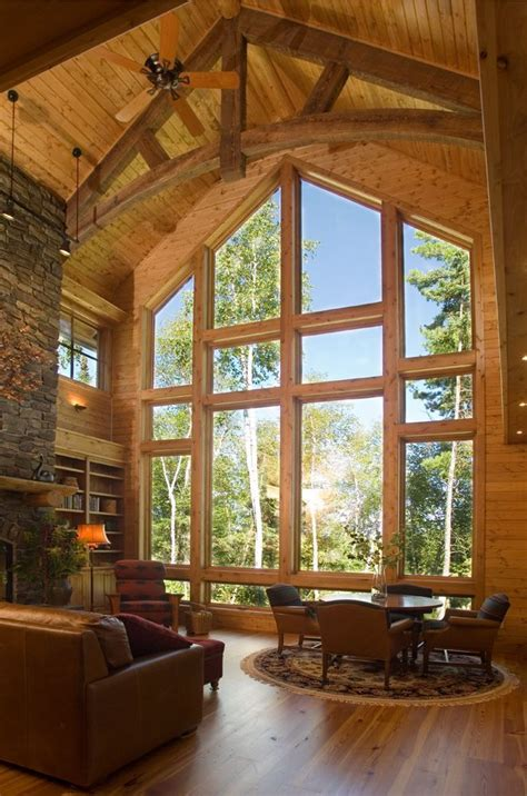 houses with large windows 140 best interior photos of timber frames images on pinterest arquitetura sheet metal and arbors