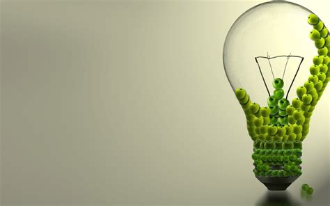 green artistic electricity backgrounds apples wallpaper